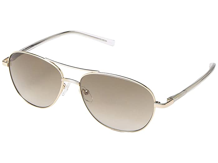 Unexpected Rough Air (Gold Front/Crystal) Reading Glasses Sunglasses