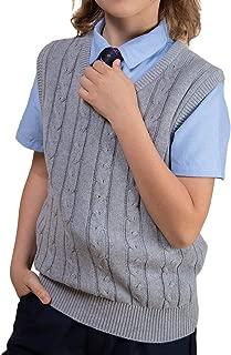 Best toddler blue sweater vest Reviews