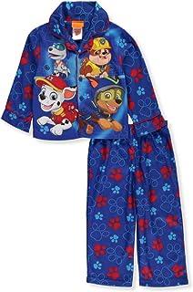 Paw Patrol Bleu Garçon Pyjama /& Robe De Chambre Peignoir NIGHTWEAR SET 2-3 ans