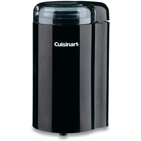 Cuisinart Coffee Grinder, 12 Cup Capacity, BLACK