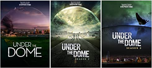 Under the Dome : Complete Seasons 1 - 3 Collection (12-Disc, DVD, 2015)