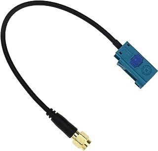 15 cm Fakra z Buchse auf SMA Stecker Kabelkonverter Radio Antenne Adapter Kabel Anschluss für Navigationssystem Fernbedienung Antenne