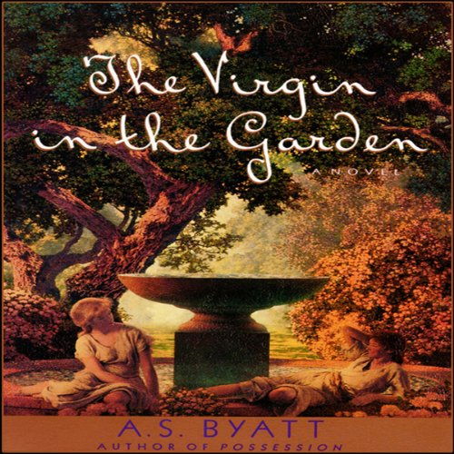The Virgin in the Garden audiobook cover art