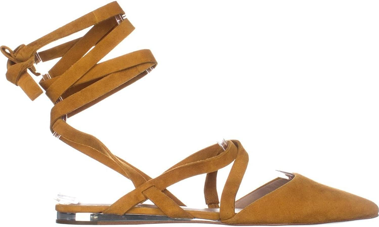 BCBGeneration Womens Noel Pointed Toe Special Occasion Gladiator Sandals