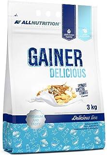 ALL NUTRITION GAINER DELICIOUS, VANILLA FLAVOR 3000 Gm