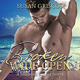 Broken Wide Open audiobook cover art