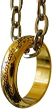 Lord of the Rings - The One Ring on Chain Costume Replica - Officially Licensed