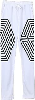 EXO K M Overdose Pants Xiumin Kai Chanyeol Luhan Concert Pants