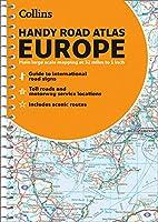 Collins Handy Road Atlas Europe (Collins Road Atlas)