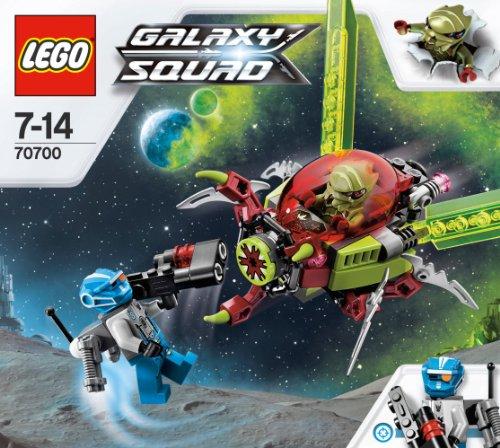 LEGO Galaxy Squad - 70700 - Jeu de Construction - L'essaim Spatial