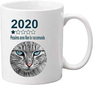 - FoamArt- Tazza 2020 Personalizzata con Nome Tutti i Personaggi