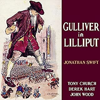 『Gulliver in Lilliput (Dramatised)』のカバーアート