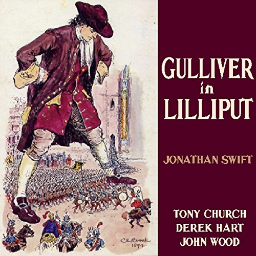 Gulliver in Lilliput (Dramatised) audiobook cover art