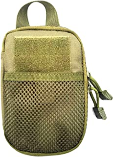 Fansport Molle Pouch Phone Purse Portable Utility Pouch for Outdoor Activities