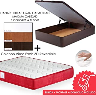 Amazon.es: colchon canape 135