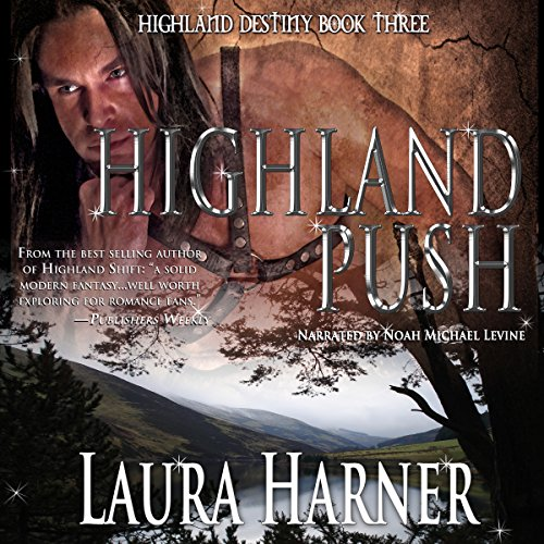 Highland Push  audiobook cover art