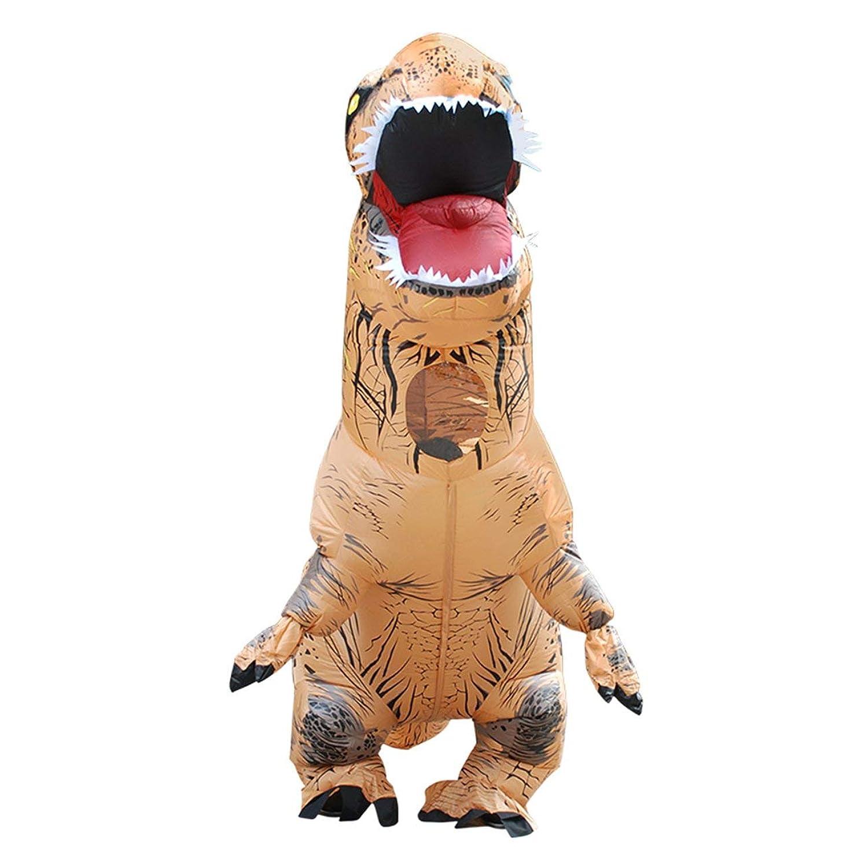 DeeploveUU 大人のためのおかしく膨脹可能な動物の恐竜党コスプレ爆発の衣装