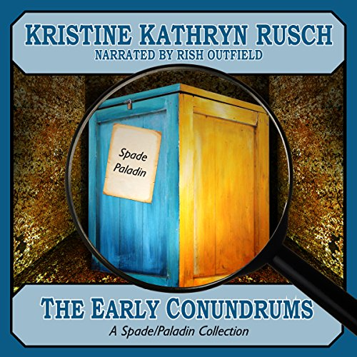 The Early Conundrums audiobook cover art