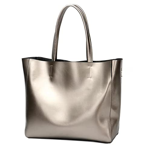 Covelin Women s Handbag Genuine Soft Leather Tote Shoulder Bag Hot e977c9871bc6a
