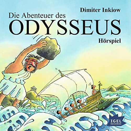 Die Abenteuer des Odysseus audiobook cover art