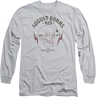 August Burns Red Arrow Skull Unisex Adult Long-Sleeve T Shirt for Men and Women