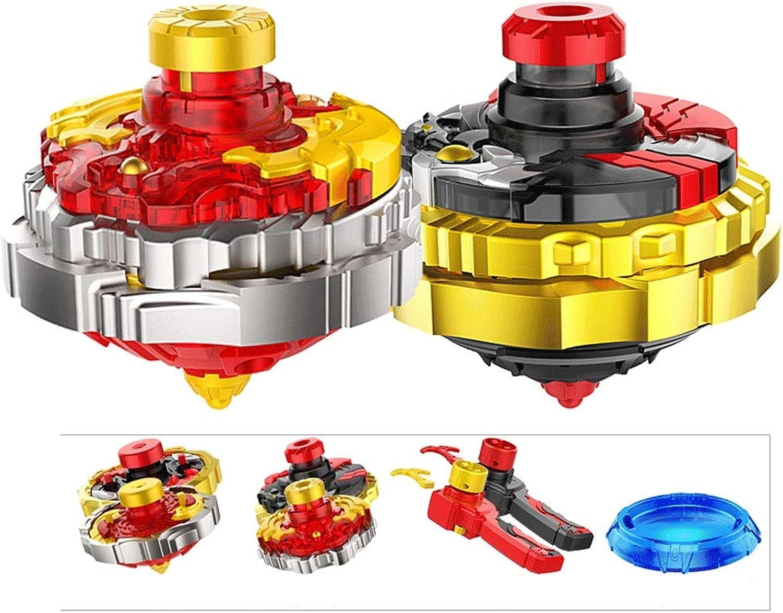 JINGJING Battle-Version des Gyro-Spielzeugs neues Spiel Wettkampftraining spezielles Gyro-Spielzeug Hochleistungsversion Langzeitrotation kann rechtzeitige Grüneidigung und lustiges Spielzeug sein