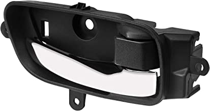 YITAMOTOR Chrome Front or Rear Right Passenger Side Door Handle Compatible for 2013-2015 Nissan Pathfinder, Altima Replacement 80670-3TA0D