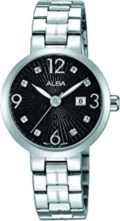 Alba Watch for Women , Analog , Stainless Steel Band , AH7H85X
