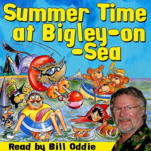 『Summer Time at Bigley-on-Sea』のカバーアート