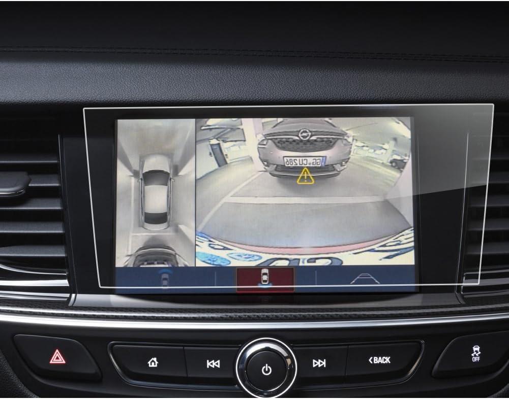 Lfotpp Opel Insignia Ii Grand Sport Country Tourer Sports Tourer 8 Zoll Navigation Schutzfolie 9h Kratzfest Anti Fingerprint Panzerglas Displayschutzfolie Gps Navi Folie Auto