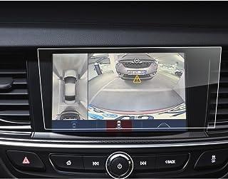 LFOTPP Opel Insignia II/Grand Sport/Country Tourer/Sports Tourer 8 Zoll Navigation Schutzfolie   9H Kratzfest Anti Fingerprint Panzerglas Displayschutzfolie GPS Navi Folie