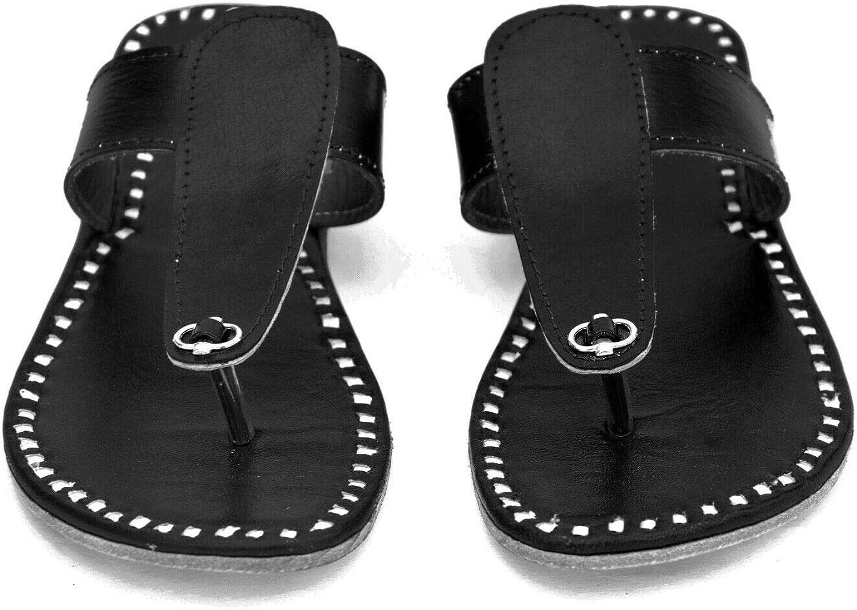 Zenith_Leather Mens Kolhapuri Slippers Ethnic Slippers Indian Slippers Natural Leather Chappal