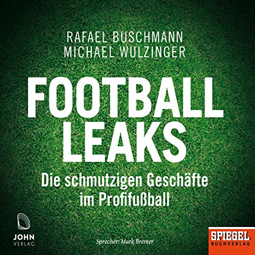 Football Leaks audiobook cover art