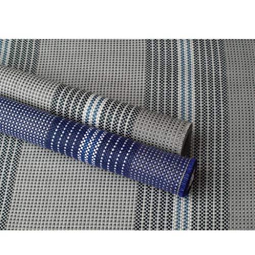 Arisol Zeltteppich Briolite Premium blau 250 x 500 cm