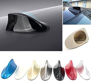 Seat Ibiza funzionale Bianco Pinna Di Squalo Antenna dal 2010/in poi compatibile per Radio AM//FM