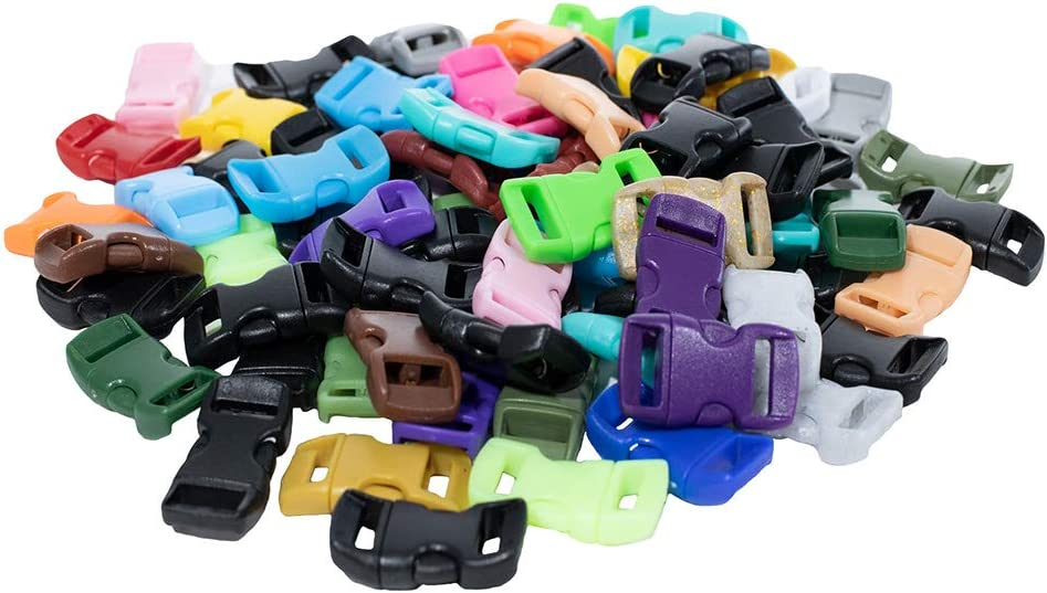 PARACORD sale PLANET Contoured Side Release 3 âInch 8 Buckle Packs Atlanta Mall