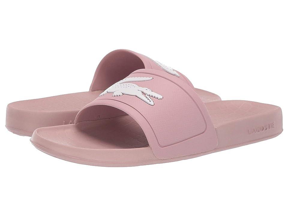 Lacoste Fraisier 119 2 P CFA (Light Pink/White) Women