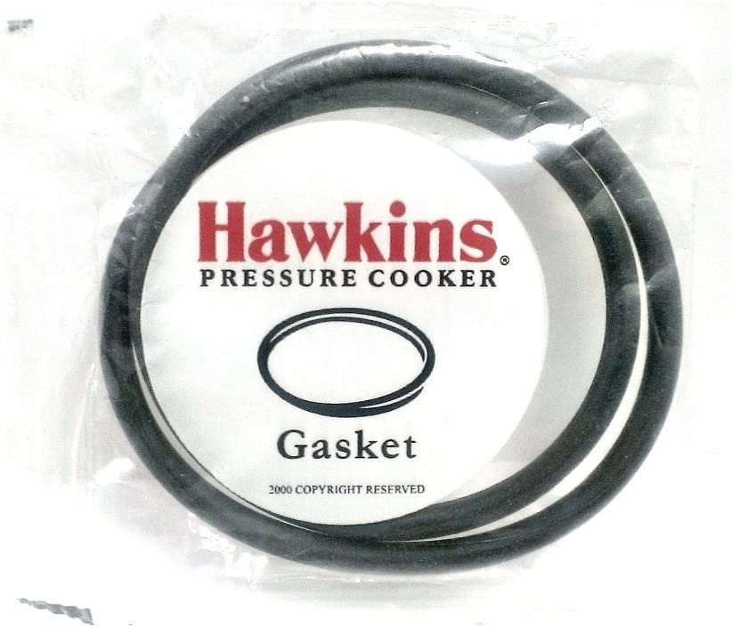 Hawkins Gasket for Max 50% OFF 1.5-Liter Small Black Cooker Pressure Max 46% OFF