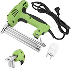 Pistola de clavos, Clavadora Electrica de Clavos clavadora eléctrica Herramienta de clavado manual para carpintería de muebles