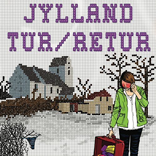 Jylland tur/retur audiobook cover art