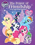 My Little Pony: The Power of Friendship: A Play Scene Sticker Storybook (Panorama Sticker Storybook)