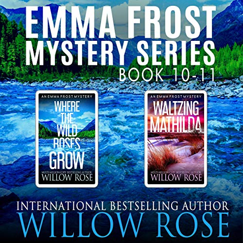 Emma Frost Mystery Series: Book 10-11 cover art