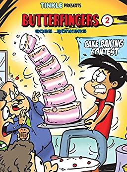Butterfingers - 2: Goes Bonkers by [Rajani Thindiath]