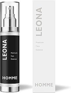 LEONA HOMME メンズ オールインワン 美容液 アフターシェーブ 55種類の美容成分 凝縮の1滴でテカらない