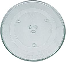 Microwave plate round glass plate Turntable Replacement plate 287 mm