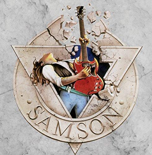 Samson: Samson Classic Album Collection (Audio CD (Box Set))