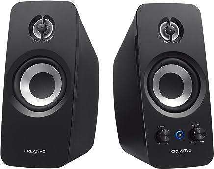 Creative T15 W Altoparlanti 2.0, Bluetooth, Attive Speaker, Aux-in 3.5 mm, Nero - Trova i prezzi più bassi