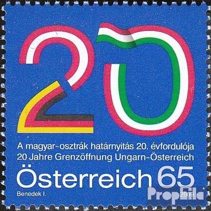 Prophila Collection Österreich 2823 (kompl.Ausg.) 2009 Grenzöffnung durch Ungarn (Briefmarken für Sammler)