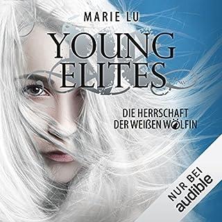 Die Herrschaft der weißen Wölfin (Young Elites 3) Titelbild