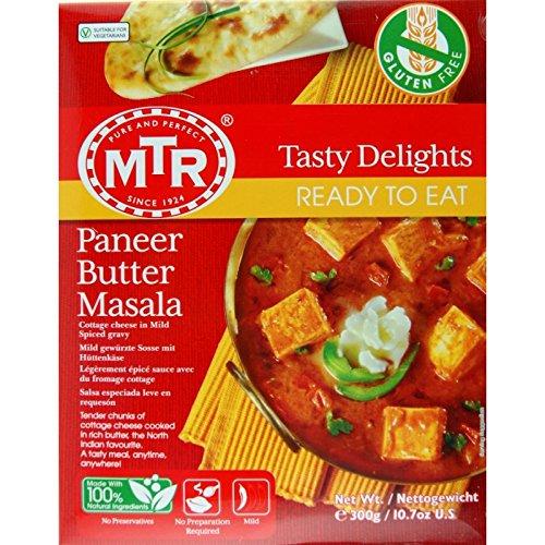 MTRカッテージチーズとバターカレー300g